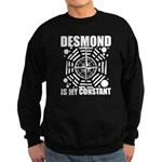 Desmond Is My Constant Sweatshirt (dark)