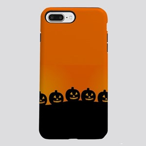 Spooky Halloween Pumpki iPhone 8/7 Plus Tough Case