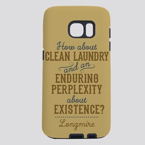 Longmire Clean Laundry Samsung Galaxy S7 Case