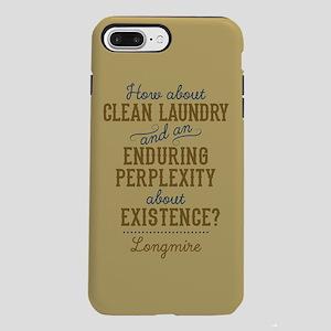 Longmire Clean Laundry iPhone 7 Plus Tough Case