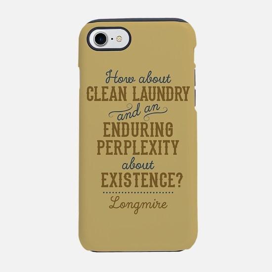 Longmire Clean Laundry iPhone 7 Tough Case