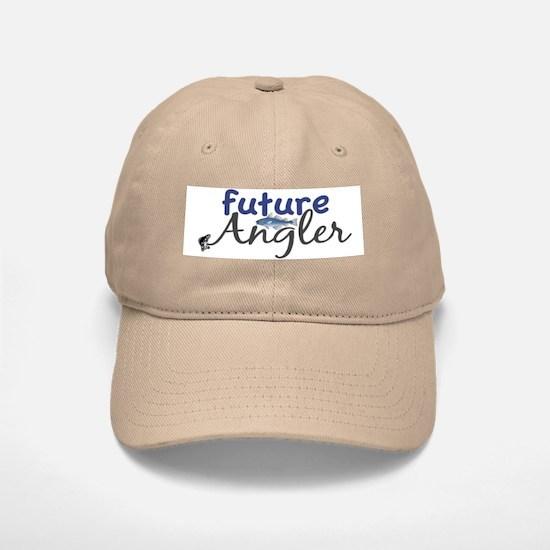Future Angler Baseball Baseball Cap