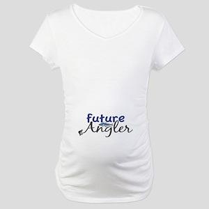 Future Angler Maternity T-Shirt
