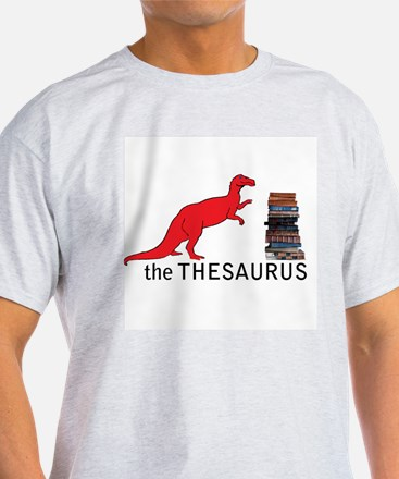 Unique Thesaurus T-Shirt