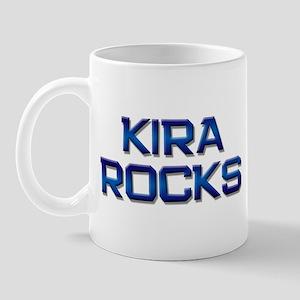 kira rocks Mug