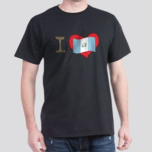 I heart Guatemala Dark T-Shirt