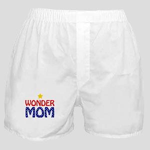 Wonder Mom Boxer Shorts