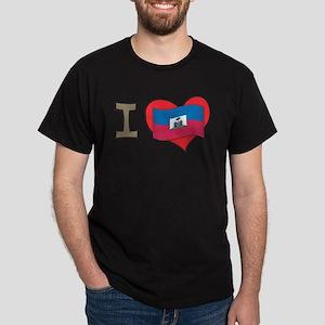 I heart Haiti Dark T-Shirt