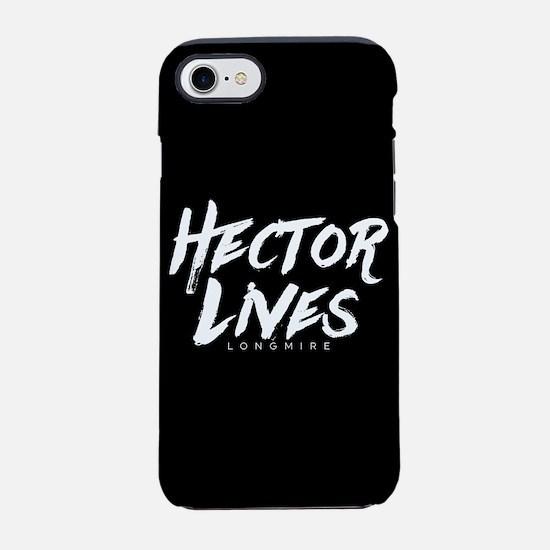 Hector Lives Longmire iPhone 7 Tough Case