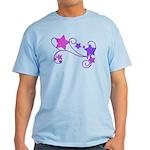 Glitter Stars Light T-Shirt