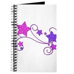 Glitter Stars Journal
