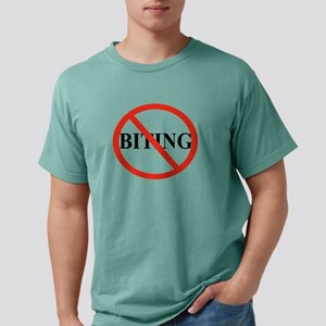 No Biting T-Shirt