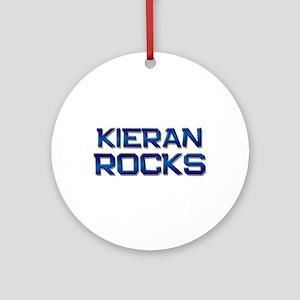 kieran rocks Ornament (Round)