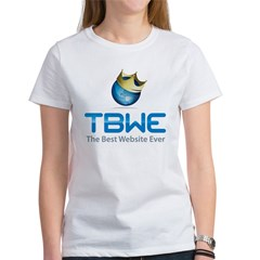 TBWE - The Best Website Ever Women's T-Shirt