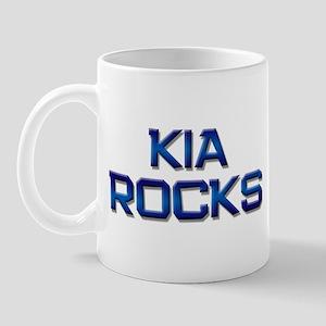 kia rocks Mug