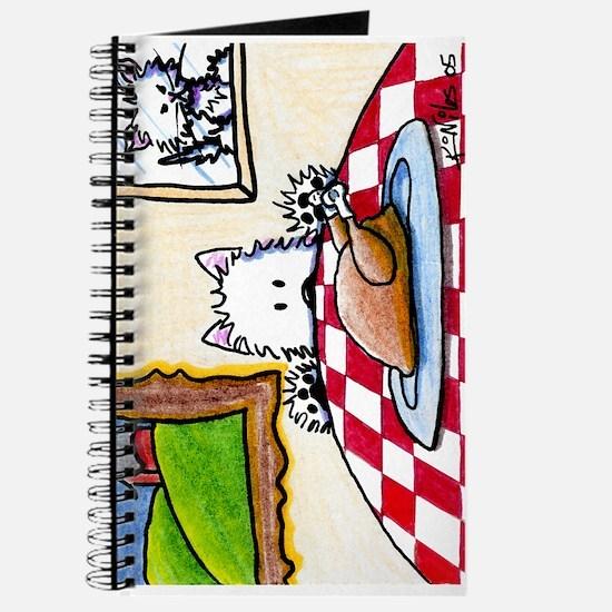 Holiday Westie Journal