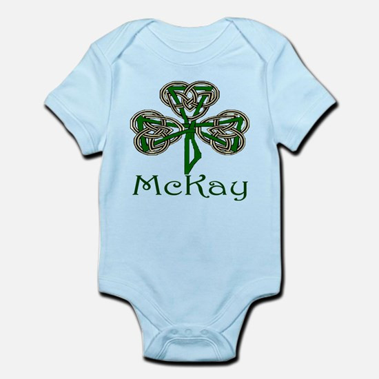 McKay Shamrock Infant Bodysuit