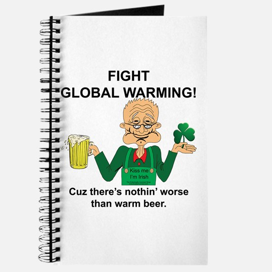 Irish Reason for Fighting Global warming Journal