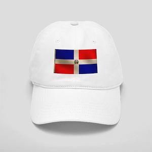 Dominican Flag Cap