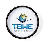 TBWE Wall Clock