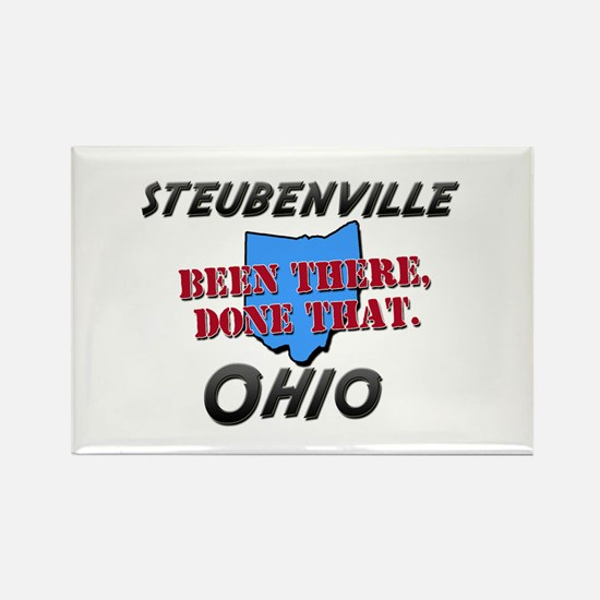 steubenville ohio - been there, done that Rectangl