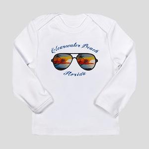 Florida - Clearwater Beach Long Sleeve T-Shirt