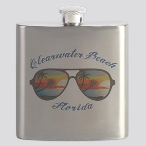 Florida - Clearwater Beach Flask