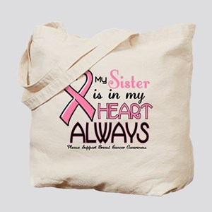 In My Heart 2 (Sister) PINK Tote Bag