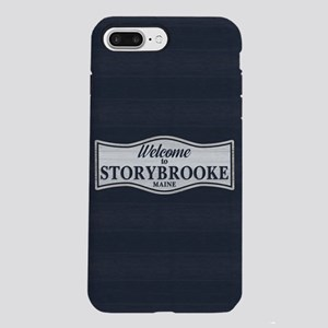 Welcome To Storybrooke iPhone 7 Plus Tough Case
