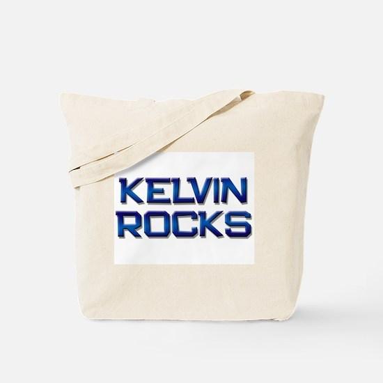 kelvin rocks Tote Bag