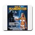 TALES OF FRANKENSTEIN Flyer Front Art Mousepad