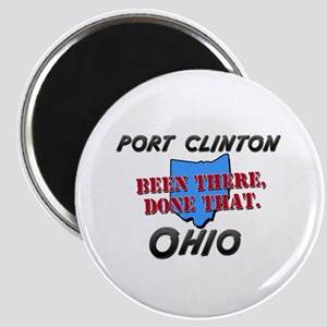 port clinton ohio - been there, done that Magnet