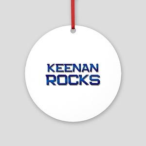 keenan rocks Ornament (Round)