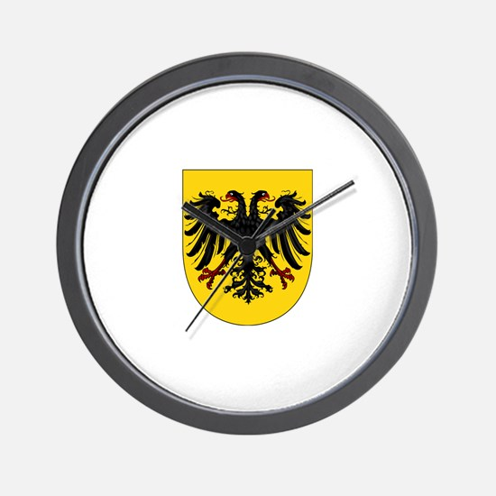 Holy Roman Empire after 1368 Wall Clock