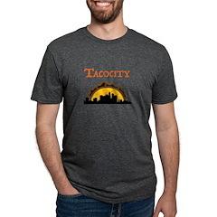 Tacocity Mens Tri-Blend T-Shirt