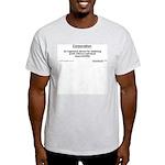 Corporation: profit without... Light T-Shirt