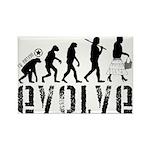 EVOLVE Rectangle Magnet (10 pack)