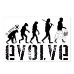 evolve - Postcards (Package of 8)