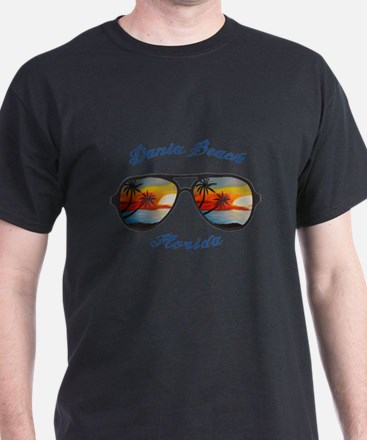 Florida - Dania Beach T-Shirt