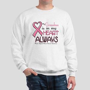 In My Heart 2 (Grandma) PINK Sweatshirt