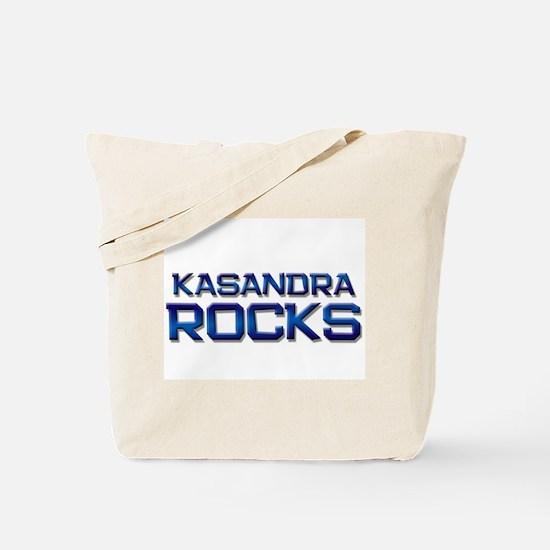 kasandra rocks Tote Bag