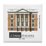 Italian Club Tile Coaster