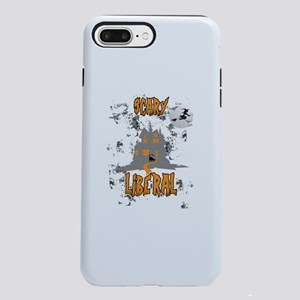 Scary Liberal Witch Fun iPhone 8/7 Plus Tough Case