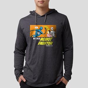 Magnus Robot Fighter Long Sleeve T-Shirt