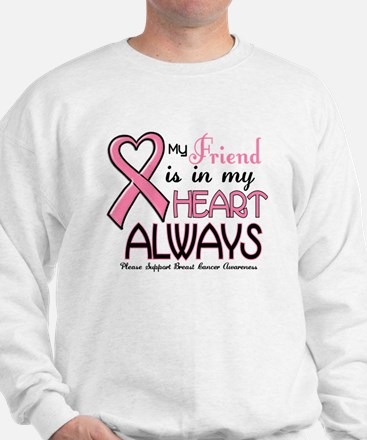 In My Heart 2 (Friend) PINK Sweatshirt