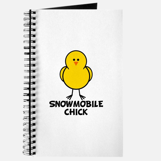 Snowmobile Chick Journal