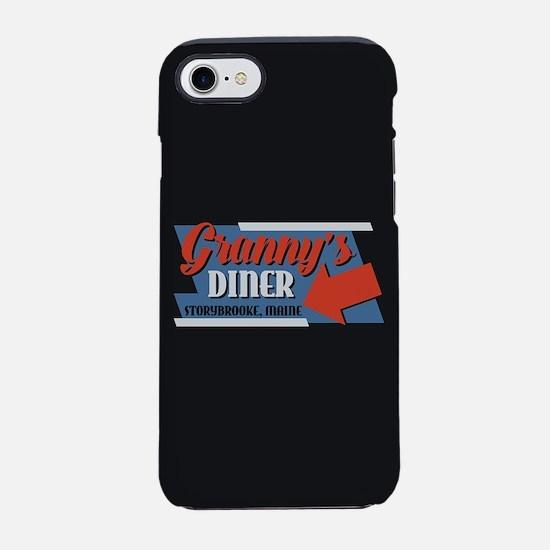 Granny's Diner iPhone 7 Tough Case