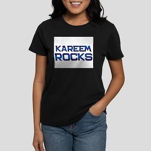 kareem rocks Women's Dark T-Shirt