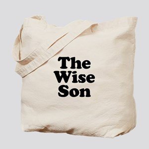 The Wise Son Tote Bag
