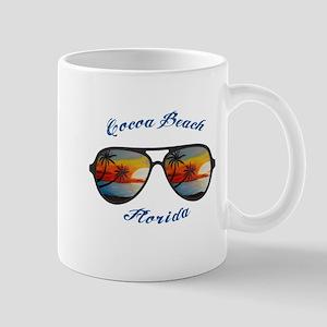 Florida - Cocoa Beach Mugs